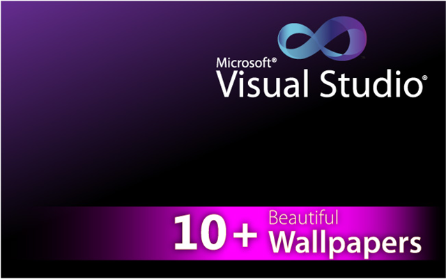 Extra 10 Papel De Parede Wallpapers Do Visual Studio